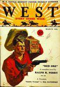 West (1926-1953 Doubleday) Pulp Vol. 28 #4