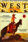 West (1926-1953 Doubleday) Pulp Vol. 29 #1