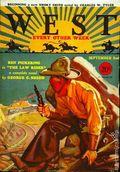 West (1926-1953 Doubleday) Pulp Vol. 30 #4