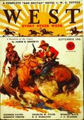 West (1926-1953 Doubleday) Pulp Vol. 30 #5