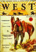 West (1926-1953 Doubleday) Pulp Vol. 31 #6