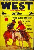 West (1926-1953 Doubleday) Pulp Vol. 34 #5