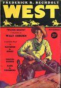 West (1926-1953 Doubleday) Pulp Vol. 35 #3