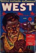 West (1926-1953 Doubleday) Pulp Vol. 36 #4