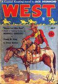 West (1926-1953 Doubleday) Pulp Vol. 40 #5