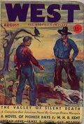 West (1926-1953 Doubleday) Pulp Vol. 42 #4