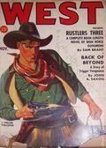 West (1926-1953 Doubleday) Pulp Vol. 47 #1