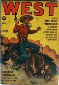 West (1926-1953 Doubleday) Pulp Vol. 48 #1