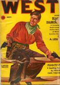 West (1926-1953 Doubleday) Pulp Vol. 49 #1