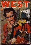 West (1926-1953 Doubleday) Pulp Vol. 50 #2