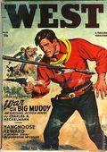 West (1926-1953 Doubleday) Pulp Vol. 70 #3