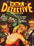 FBI Detective Stories (1949-1951 Popular Publications) Pulp Vol. 1 #1