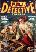 FBI Detective Stories (1949-1951 Popular Publications) Pulp Vol. 1 #2