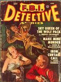 FBI Detective Stories (1949-1951 Popular Publications) Pulp Vol. 1 #3