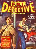 FBI Detective Stories (1949-1951 Popular Publications) Pulp Vol. 2 #2