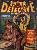 FBI Detective Stories (1949-1951 Popular Publications) Pulp Vol. 3 #1
