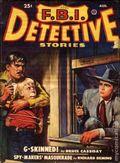 FBI Detective Stories (1949-1951 Popular Publications) Pulp Vol. 3 #2