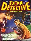 FBI Detective Stories (1949-1951 Popular Publications) Pulp Vol. 3 #3