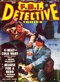 FBI Detective Stories (1949-1951 Popular Publications) Pulp Vol. 3 #4