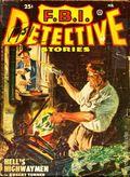 FBI Detective Stories (1949-1951 Popular Publications) Pulp Vol. 4 #1