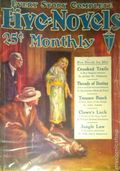 Five-Novels Monthly/Magazine (1928-1948 Clayton/Dell) Pulp Vol. 2 #1