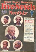Five-Novels Monthly/Magazine (1928-1948 Clayton/Dell) Pulp Vol. 5 #2