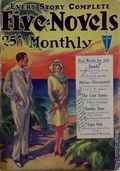 Five-Novels Monthly/Magazine (1928-1948 Clayton/Dell) Pulp Vol. 7 #1