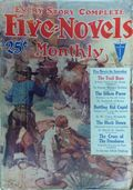 Five-Novels Monthly/Magazine (1928-1948 Clayton/Dell) Pulp Vol. 7 #3