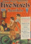 Five-Novels Monthly/Magazine (1928-1948 Clayton/Dell) Pulp Vol. 10 #2
