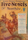 Five-Novels Monthly/Magazine (1928-1948 Clayton/Dell) Pulp Vol. 11 #3