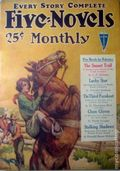 Five-Novels Monthly/Magazine (1928-1948 Clayton/Dell) Pulp Vol. 13 #2