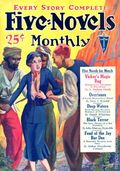 Five-Novels Monthly/Magazine (1928-1948 Clayton/Dell) Pulp Vol. 13 #3