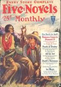 Five-Novels Monthly/Magazine (1928-1948 Clayton/Dell) Pulp Vol. 14 #1