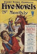 Five-Novels Monthly/Magazine (1928-1948 Clayton/Dell) Pulp Vol. 14 #3