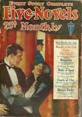 Five-Novels Monthly/Magazine (1928-1948 Clayton/Dell) Pulp Vol. 15 #1