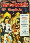Five-Novels Monthly/Magazine (1928-1948 Clayton/Dell) Pulp Vol. 15 #2