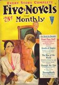 Five-Novels Monthly/Magazine (1928-1948 Clayton/Dell) Pulp Vol. 16 #2