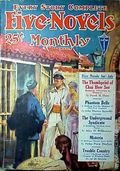 Five-Novels Monthly/Magazine (1928-1948 Clayton/Dell) Pulp Vol. 19 #1