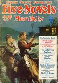 Five-Novels Monthly/Magazine (1928-1948 Clayton/Dell) Pulp Vol. 21 #3