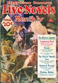 Five-Novels Monthly/Magazine (1928-1948 Clayton/Dell) Pulp Vol. 23 #3