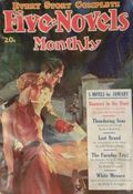 Five-Novels Monthly/Magazine (1928-1948 Clayton/Dell) Pulp Vol. 25 #1