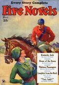 Five-Novels Monthly/Magazine (1928-1948 Clayton/Dell) Pulp Vol. 25 #3