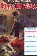 Five-Novels Monthly/Magazine (1928-1948 Clayton/Dell) Pulp Vol. 27 #1