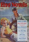 Five-Novels Monthly/Magazine (1928-1948 Clayton/Dell) Pulp Vol. 27 #2