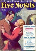 Five-Novels Monthly/Magazine (1928-1948 Clayton/Dell) Pulp Vol. 28 #3