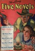 Five-Novels Monthly/Magazine (1928-1948 Clayton/Dell) Pulp Vol. 30 #1