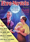 Five-Novels Monthly/Magazine (1928-1948 Clayton/Dell) Pulp Vol. 34 #2