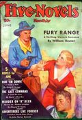 Five-Novels Monthly/Magazine (1928-1948 Clayton/Dell) Pulp Vol. 34 #3