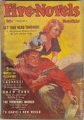 Five-Novels Monthly/Magazine (1928-1948 Clayton/Dell) Pulp Vol. 41 #2