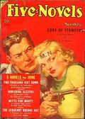 Five-Novels Monthly/Magazine (1928-1948 Clayton/Dell) Pulp Vol. 46 #3